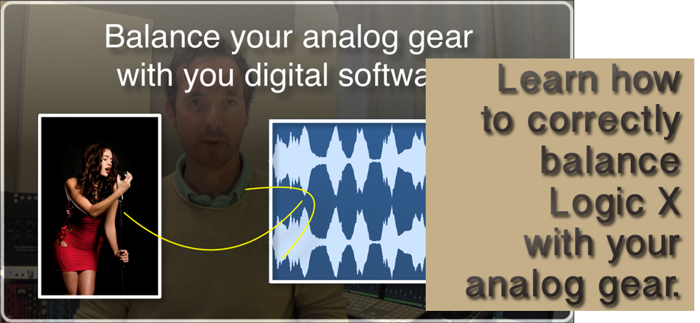 Balance your analog and digital in Logic X