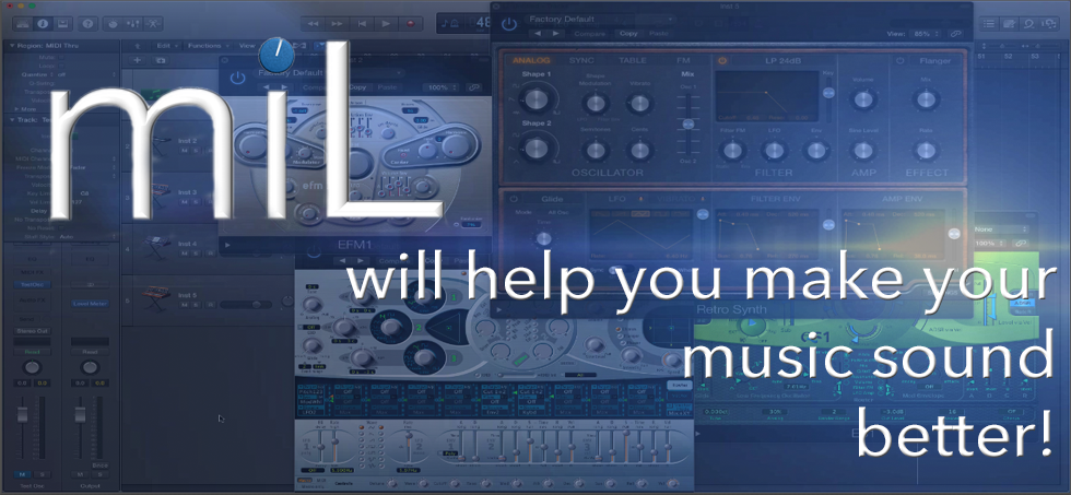 Make better music with better masters using Logic Pro